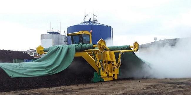Zagospodarowanie odpadów biodegradowalnych
